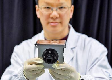 """隨嫦娥四號探月的""""地形地貌相機"""""""