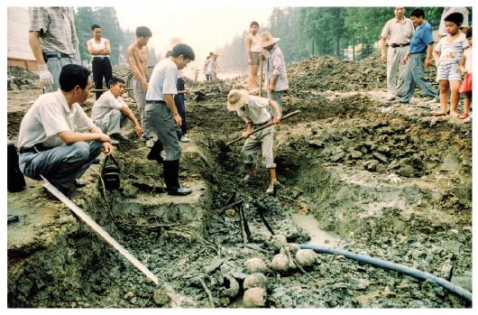 """邪惡!侵華日軍在南京也有一個""""731部隊"""""""