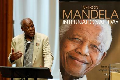 聯合國紀念曼德拉國際日