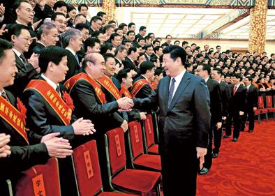 堅持走中國特色社會主義社會治理之路 確保人民安居樂業社會安定有序