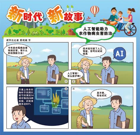 """種田""""老把式"""",迷上農業新技術"""