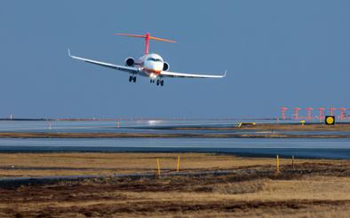我国ARJ21客机冰岛大侧风试飞圆满成功