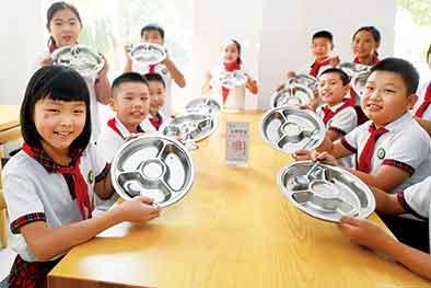 珍惜糧食反對浪費:中國擬立法求長效